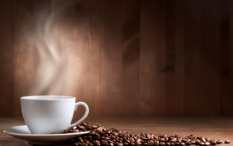 Чашка кофе обои003