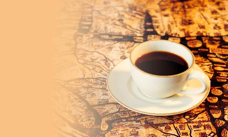 Чашка кофе обои011