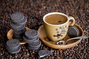 Чашка кофе обои015