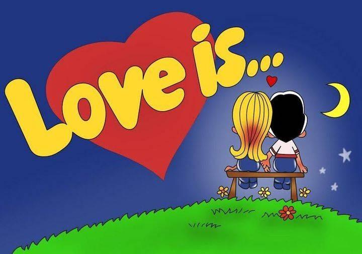 Я люблю романтические картинки011