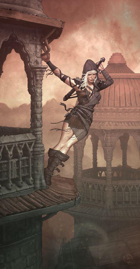 Арты темная башня   скачать (15)