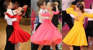 Бальные платья фото для танцев026
