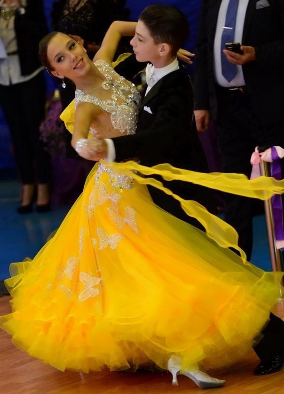 Бальные платья фото для танцев027