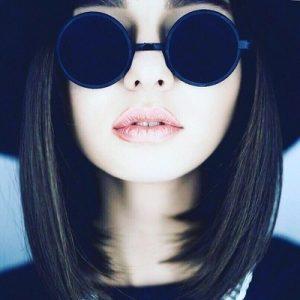 Девушки на аву в очках картинки026