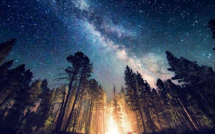 Звездное небо обои на айфон   скачать бесплатно (10)