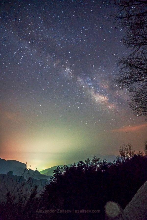 Звездное небо обои на айфон   скачать бесплатно (12)