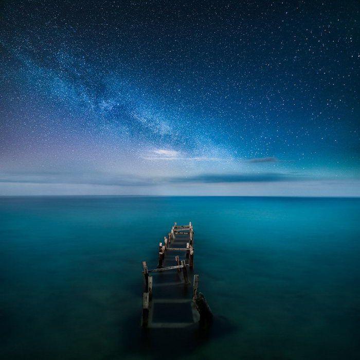 Звездное небо обои на айфон   скачать бесплатно (3)