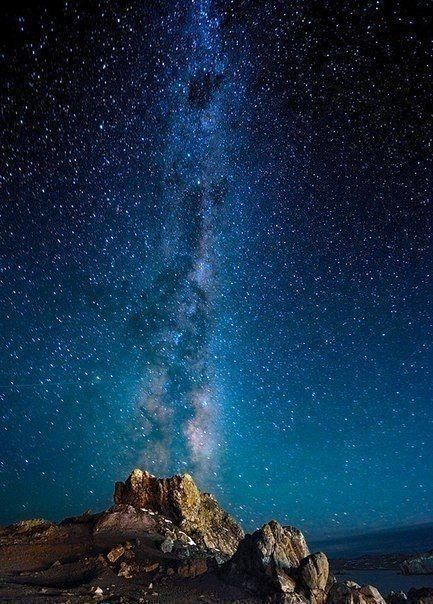 Звездное небо обои на айфон   скачать бесплатно (5)