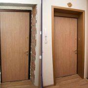 Как качественно заделать откосы входной двери