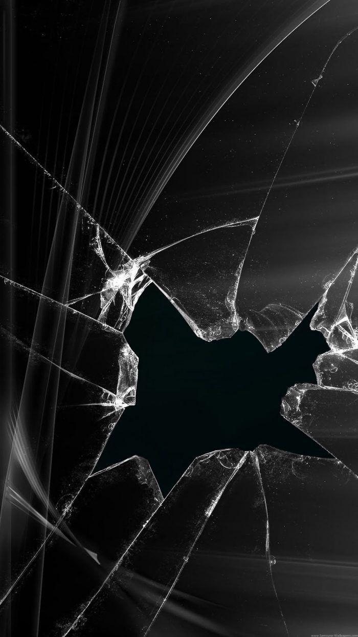 Картинка разбитого экрана на телефон в хорошем качестве (1)