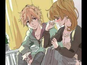Картинки из аниме конфликт братьев023
