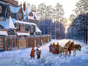 Картинки на славянский Новый год013