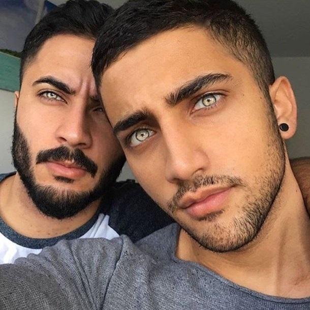 Картинки парней на аву с бородой004