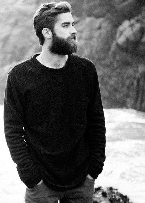 Картинки парней на аву с бородой011