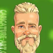 Картинки парней на аву с бородой016