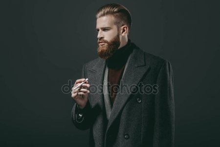 Картинки парней на аву с бородой022