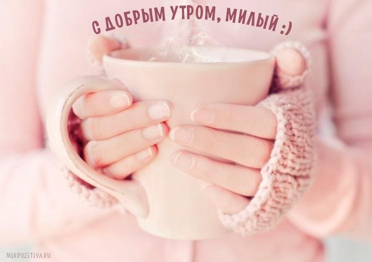 помощью доброе утро милый открытки красивые обязательно