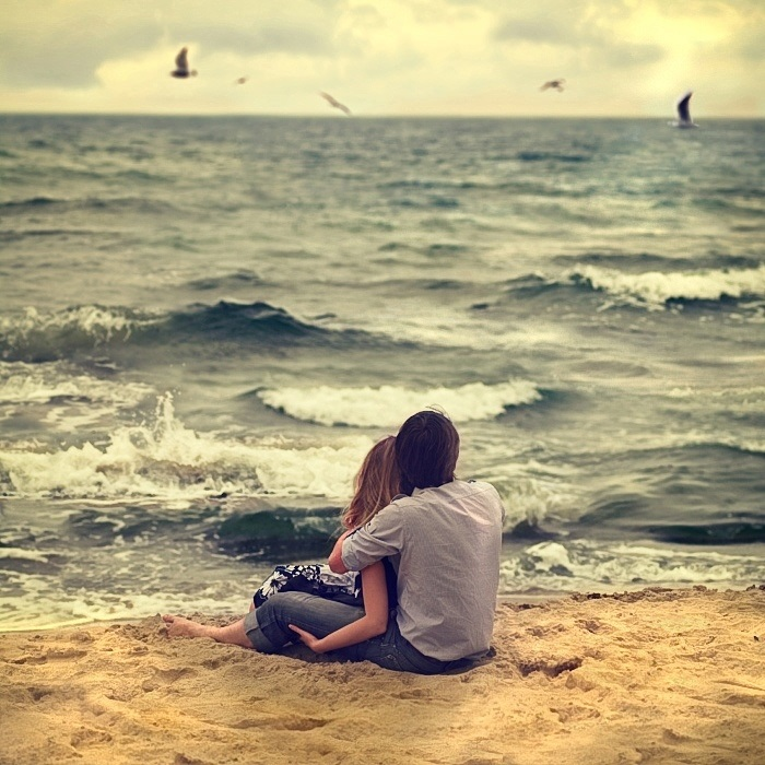 Красивые фото на аву влюбленные пары001