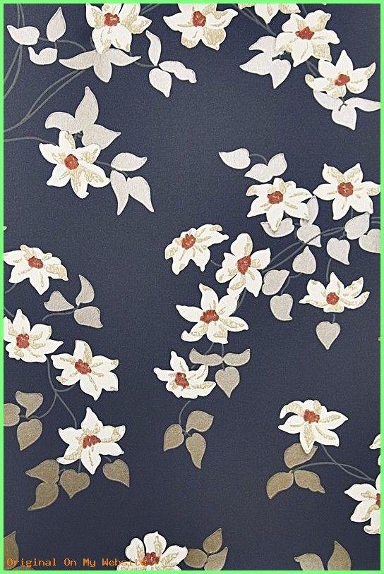 Обои на телефон Андроид цветы на черном фоне (8)