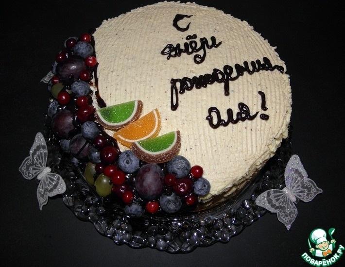 День учителя, с днем рождения оля открытка с тортом