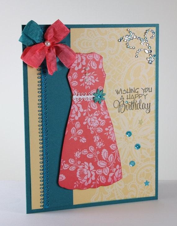 Открытка на день рождения подруге 8 лет своими руками из бумаги