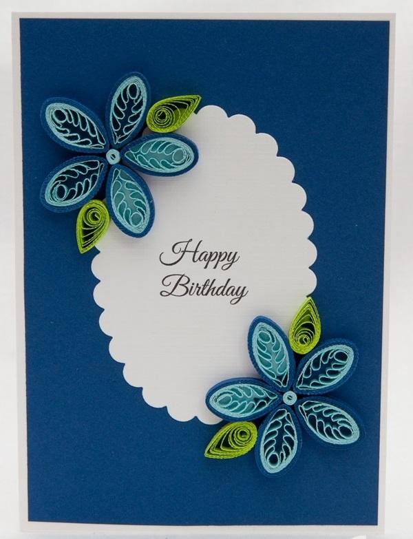День рождения, открытки с днем рождения квиллинг своими руками