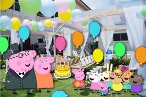 Открытки свинка пеппа с днем рождения019