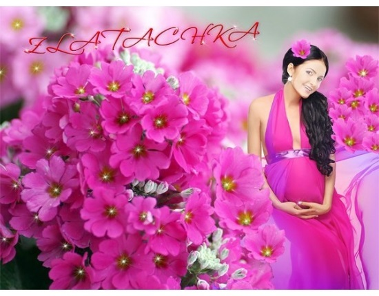 Открытки с днем рождения беременной женщине008