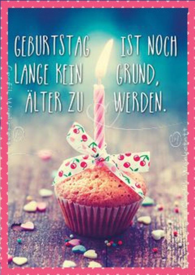 Открытка с днем рождения женщине на немецком языке