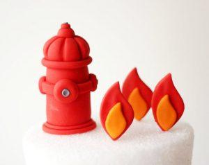 Пожарный Сэм торт015