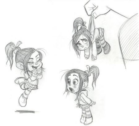 Прикольные идеи рисунков007