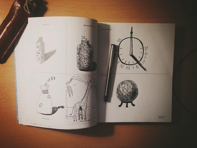 Прикольные идеи рисунков028