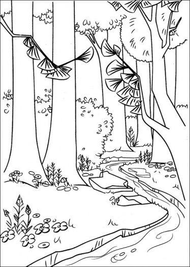 Свободная тема рисунок 7 класс021