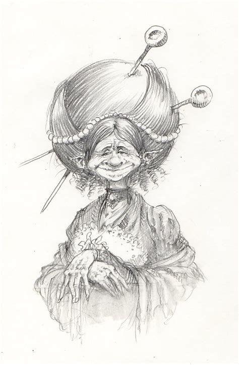 Сказочные гномы картинки   рисунки (12)