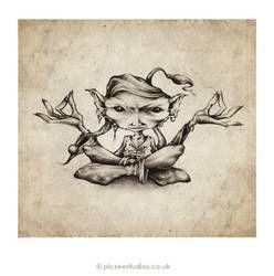 Сказочные гномы картинки   рисунки (16)