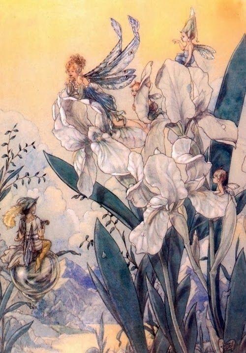 Сказочные гномы картинки   рисунки (4)