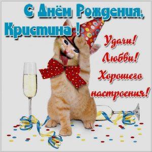 Смешные картинки с днем рождения Кристина 010