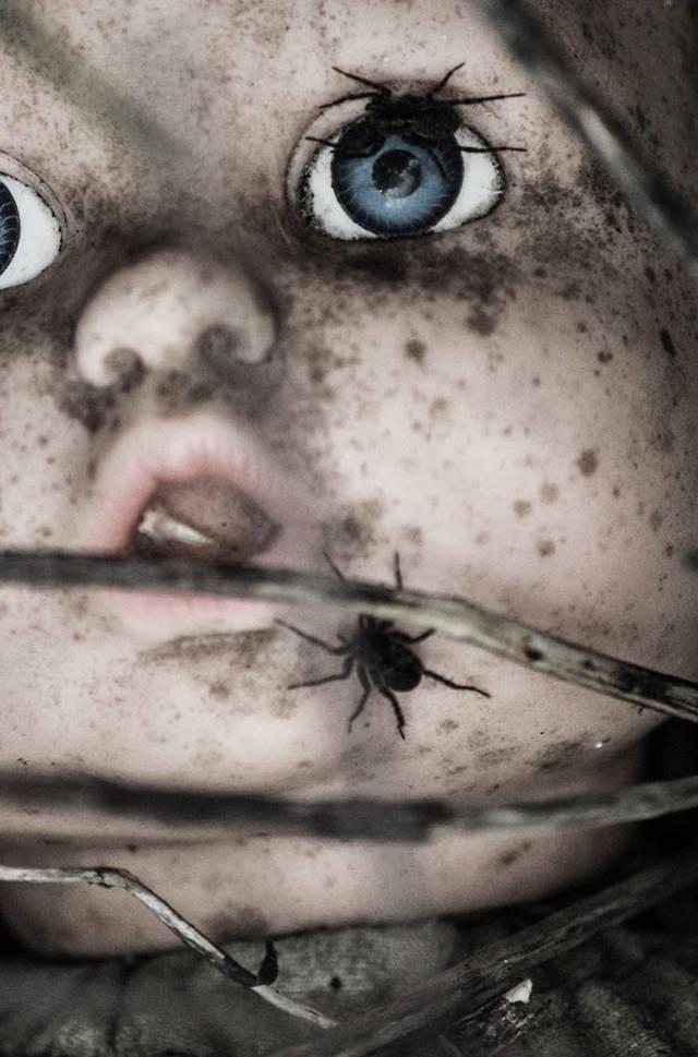 Страшные фото на аву в вк007