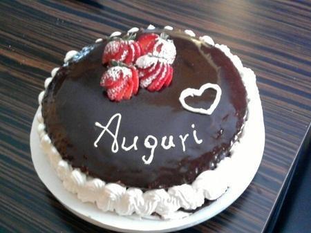 С днем рождения итальянская открытка003
