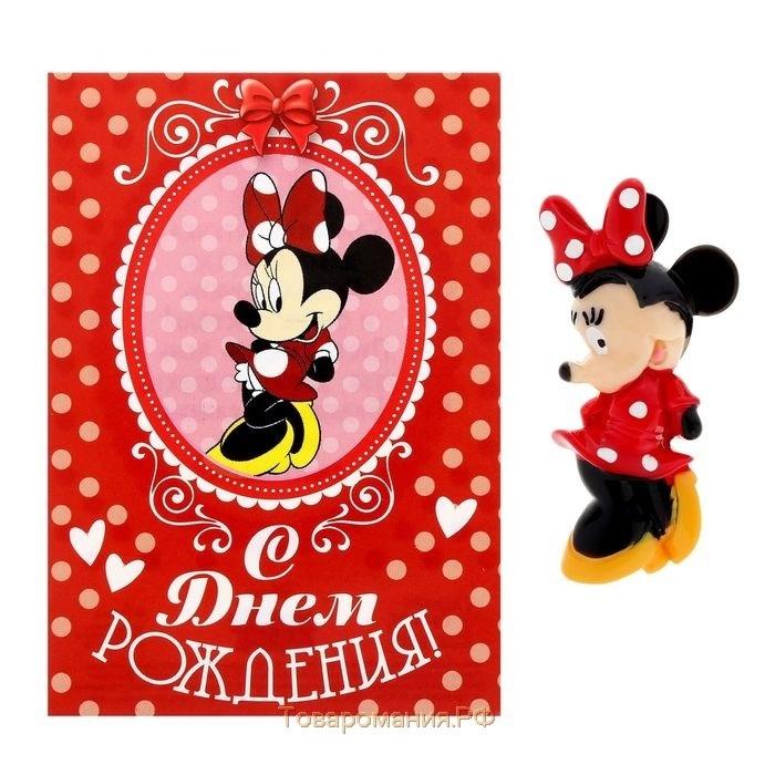 С днем рождения открытки с минни маус022