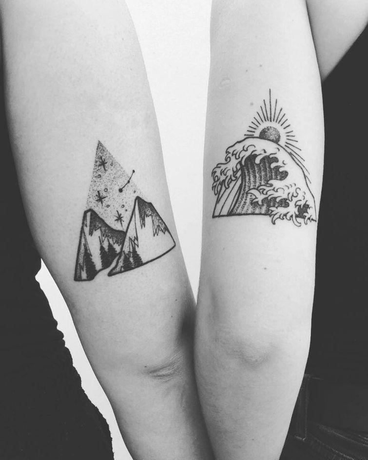 Татуировки для брата и сестры009