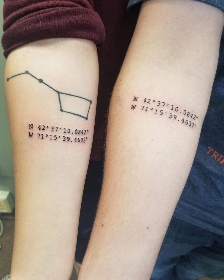 Татуировки для брата и сестры013