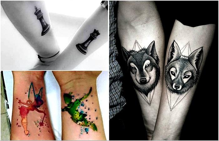 Татуировки для брата и сестры016