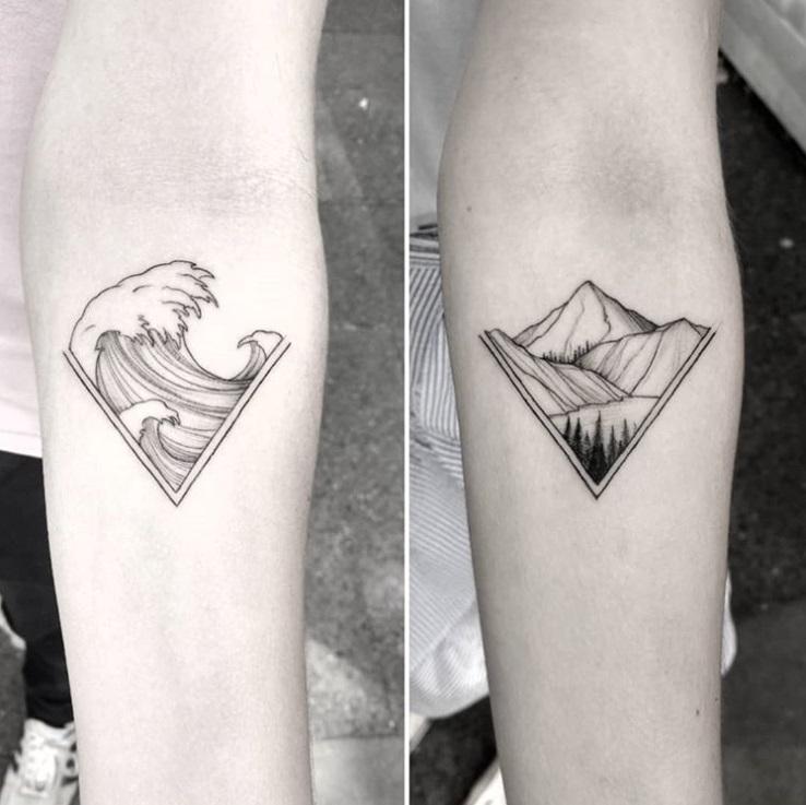 Татуировки для брата и сестры017