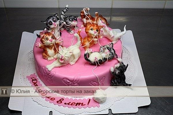 Торт для пижамной вечеринки014