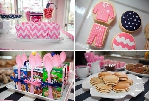 Торт для пижамной вечеринки015