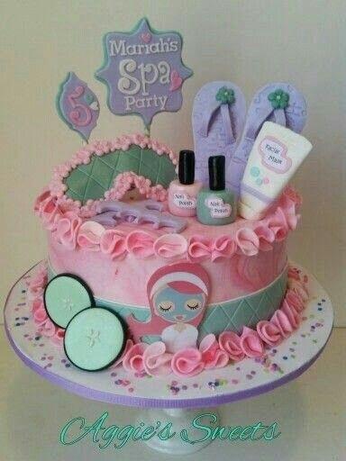 Торт для пижамной вечеринки017