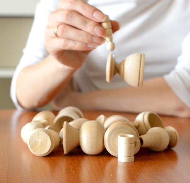 Точеные игрушки из дерева006