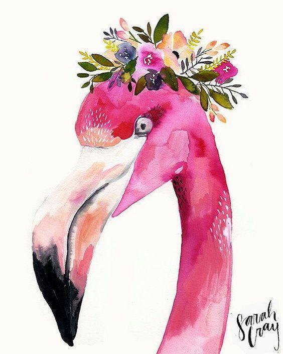 Фламинго обои на айфон красивые и классные (11)