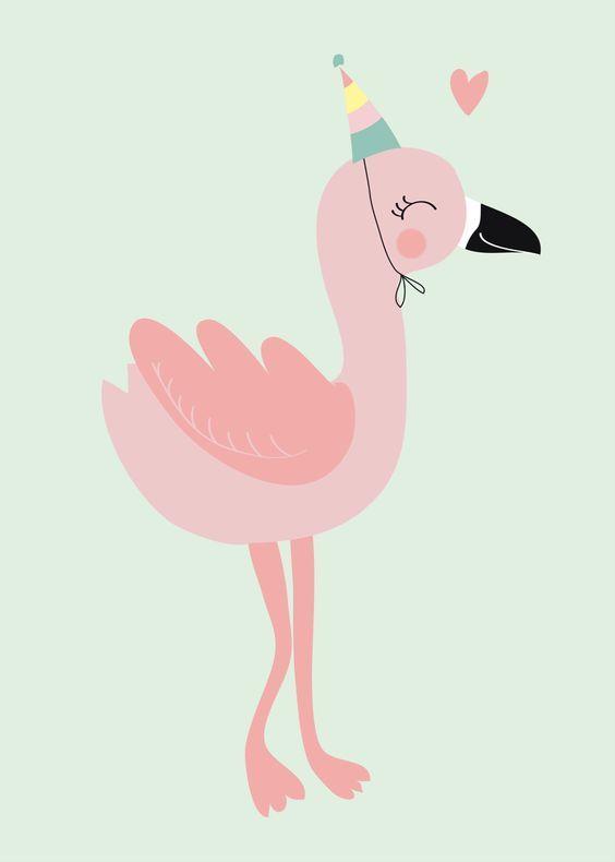 Фламинго обои на айфон красивые и классные (16)